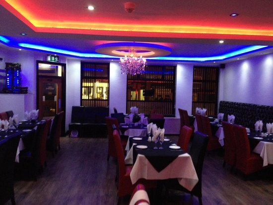 Morley, UK: Desi masala newly refurbished
