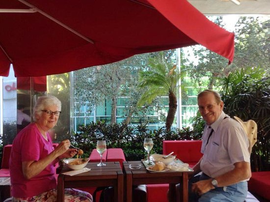 outside seating - Picture of Vapiano, Miami - TripAdvisor