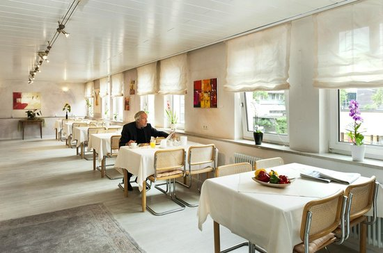 Stadt-Hotel Lörrach: Frühstücksraum