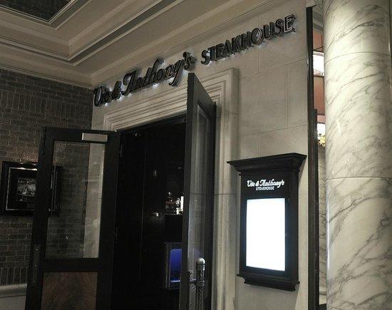 Vic & Anthony's Steakhouse - Las Vegas : Best Steak in Vegas