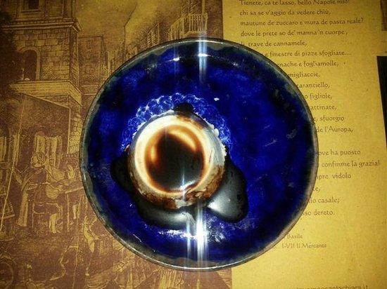 La Taverna a Santa Chiara: panna cotta