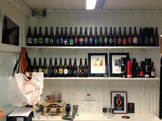 Nøgne Ø : Beer collection