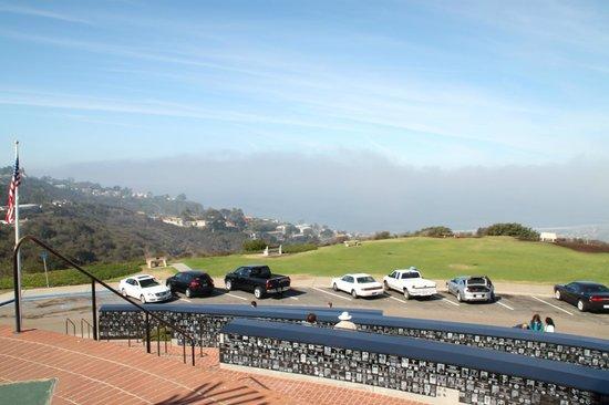Mount Soledad : The view