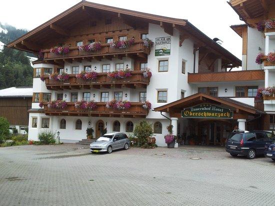 Bauernhof Hotel Oberschwarzach