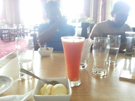 Cey Nor Thai Seafood Restaurant: Papaya Juice
