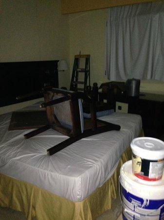 Grand Palladium Punta Cana Resort & Spa : Das erste Zimmer