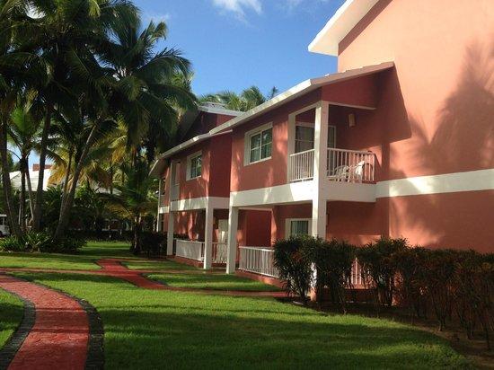 Grand Palladium Punta Cana Resort & Spa : Aussenanlage
