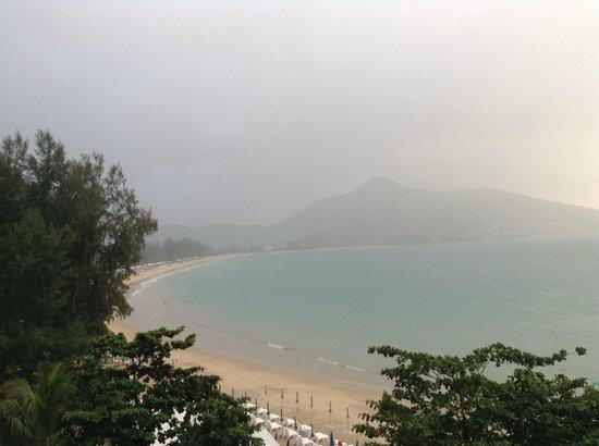 Novotel Phuket Kamala Beach: Вид из номера