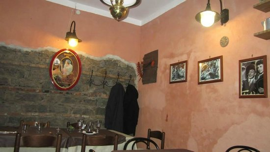 ristorante pizzeria Nettuno : un pezzo della stanza