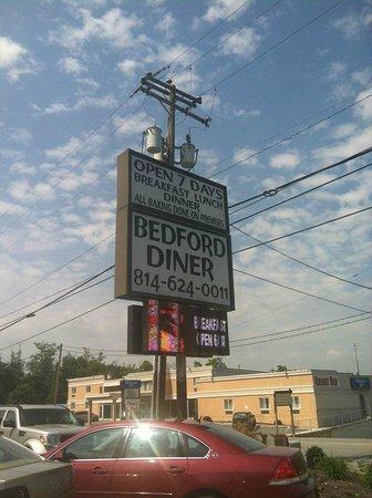 The Bedford Diner!