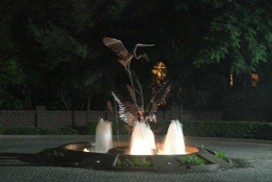 The Corinthians Resort & Club: Resort Entrance