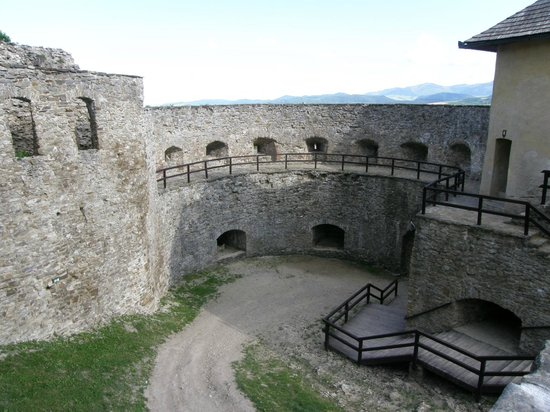 Lubovna Castle: 4