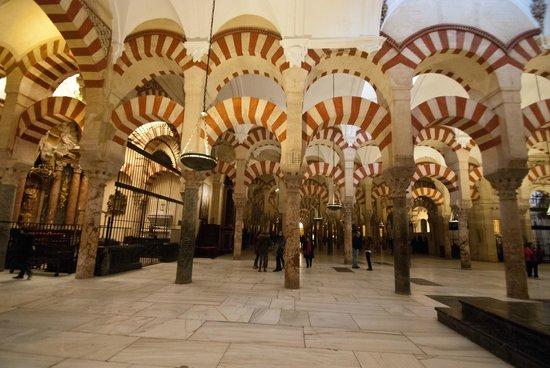 Mezquita-Catedral de Córdoba: Naves de Abderramán II