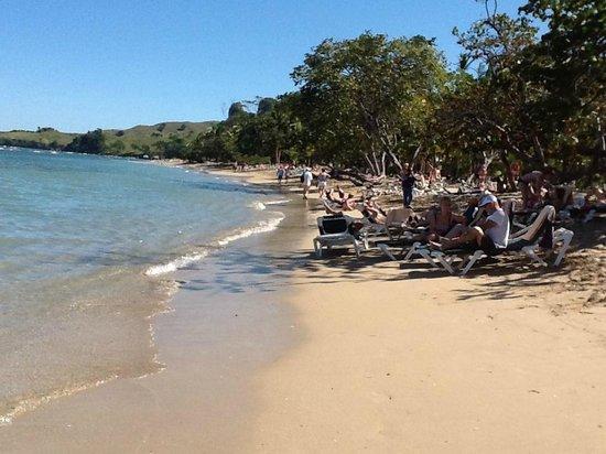 ClubHotel Riu Bachata: Rriu Merengue Beach area