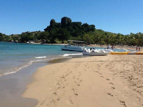 ClubHotel Riu Bachata: beach near Riu Merengue Gardens