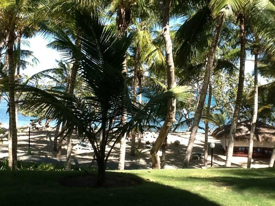 ClubHotel Riu Bachata: small bay