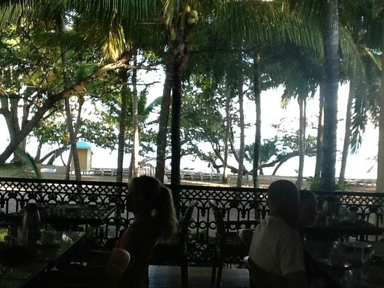 ClubHotel Riu Bachata: al fresco dining