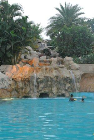 The Corinthians Resort & Club: Pool Area