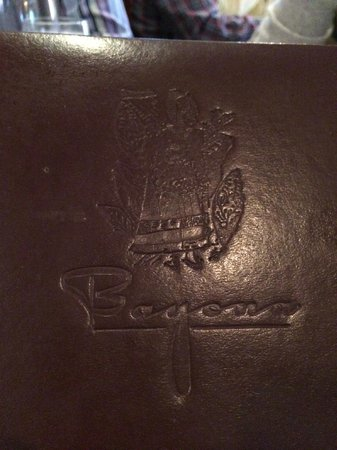 Bayona Wine List