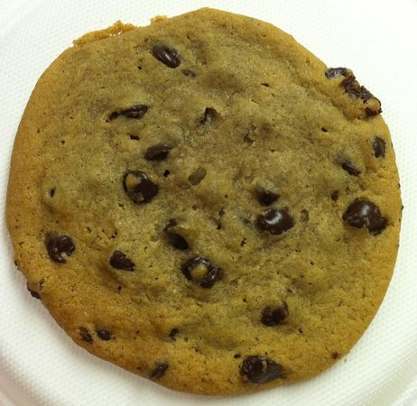 Tropic Chill Deli: Fresh Baked Chocolate Chips Cookies