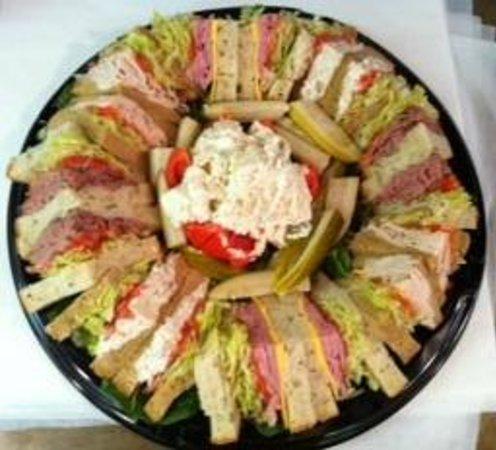 Tropic Chill Deli: Catering Platters