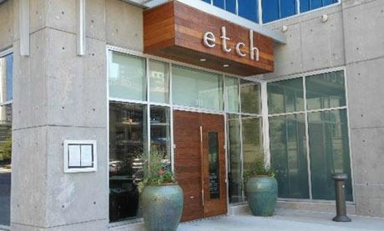 Etch Restaurant : Located in the bottom floor of the Encore Tower