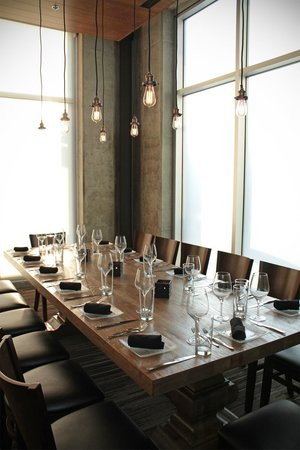 Etch Restaurant : Intermezzo Room - Private space that seats up to 12 guests