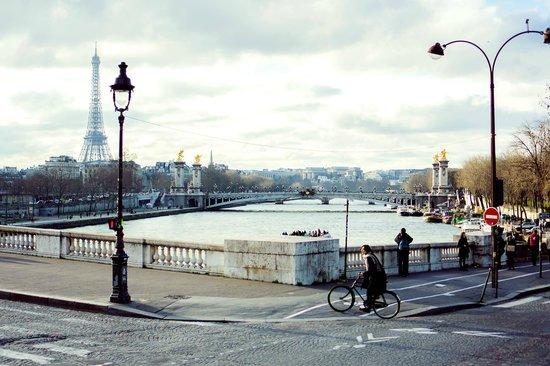 City Sightseeing Paris : Beautiful way to see Paris