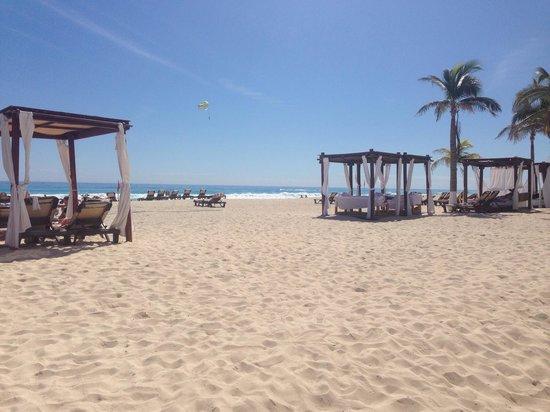 Hyatt Zilara Cancun : The beach