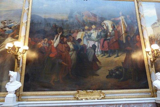 La Galerie des Batailles: The Battles Gallery at Versailles