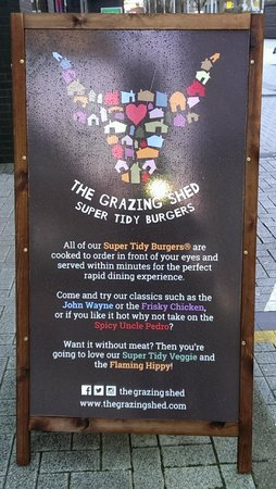 The Grazing Shed: A good idea well presented