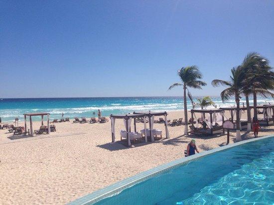 Hyatt Zilara Cancun : View from Pelicanos