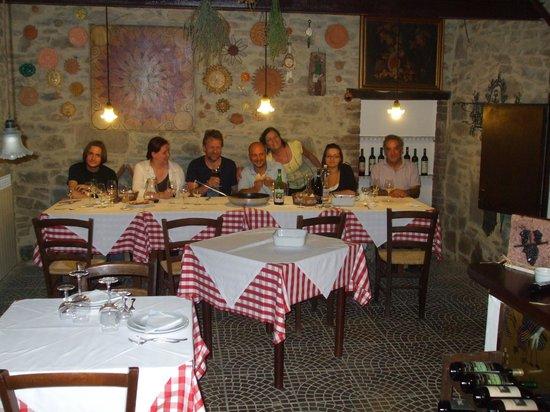Borgo Cenaioli B/B Locanda & Residence di Campagna: .La trattoria Enoteca