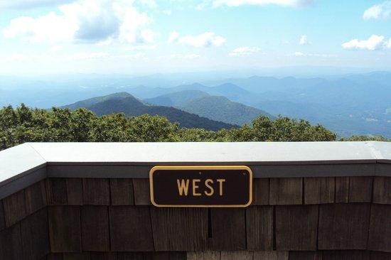 Brasstown Bald Mountain: Great Views