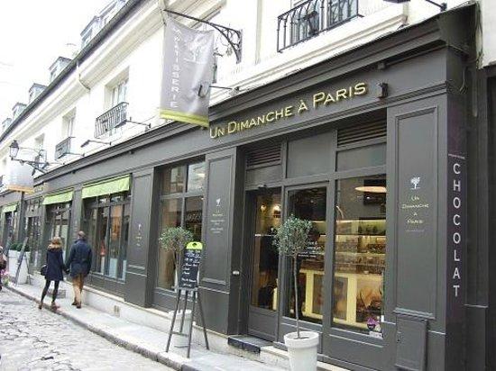 un dimanche a paris picture of un dimanche a paris paris tripadvisor. Black Bedroom Furniture Sets. Home Design Ideas