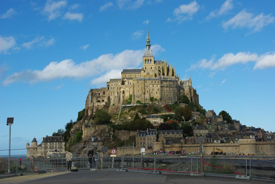 Mont Saint-Michel & Normandy Tour - Emi Travel Paris: モンサンミッシェル