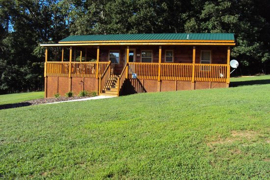 Copperhead Lodge: Great Cabin