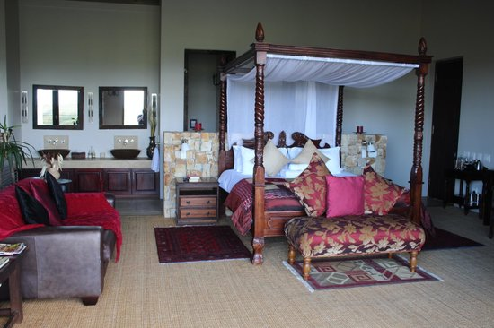 Tamodi Lodge : Honeymoon Suite