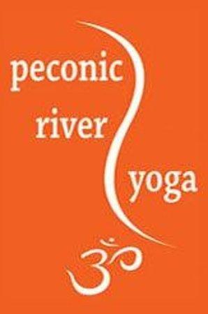 Peconic River Yoga: PRY Logo