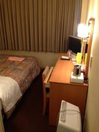 Hakata Green Hotel Tenjin: 客室