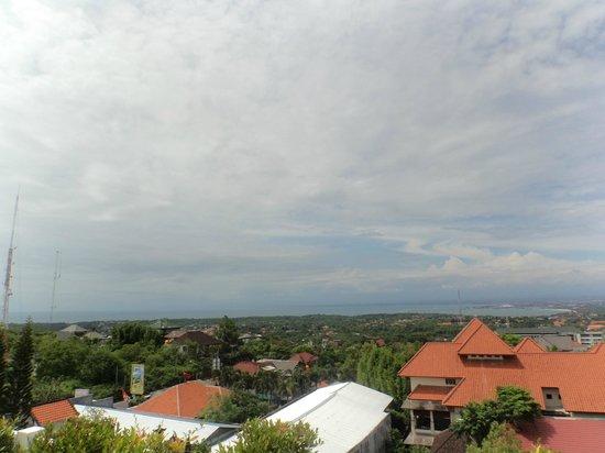 MaxOneHotels at Bukit Jimbaran: View from pool 2