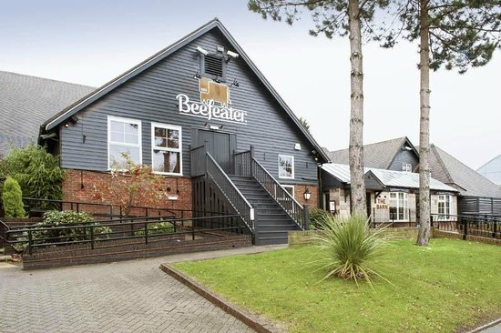 The Barn - Beefeater
