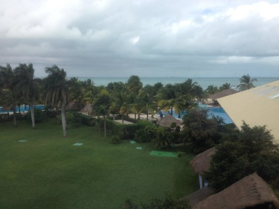 Presidente InterContinental Cancun Resort: 3 floor (Garden)