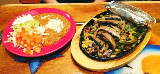 Cocina de Carlos : Azteka Fajitas