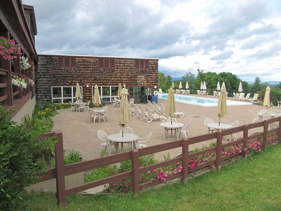 Steele Hill Resorts : Outdoor  pool