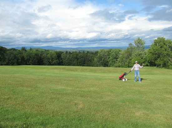 Steele Hill Resorts : The golf's course