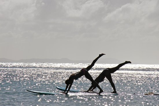 Earth to Soul Yoga: SUP Yoga with Earth to Soul