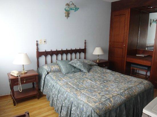 Hotel Alhambra: Habitación Doble