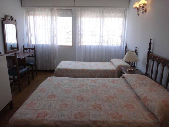 Hotel Alhambra: Habitación Triple