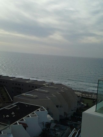 West Boutique Hotel Tel Aviv: View from 10th floor